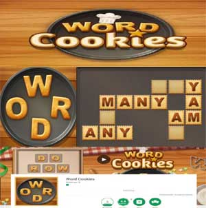 Word Cookies For PC