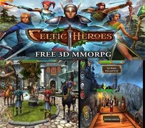 Celtic Heroes For PC