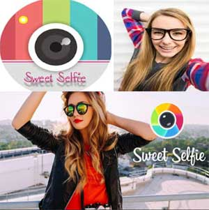 Sweet Selfie Camera For PC