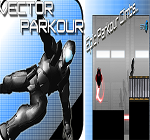 Vector Parkour Game For PC
