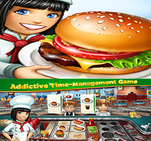 Cooking Fever For PC