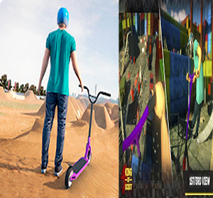 Scooter Games For PC
