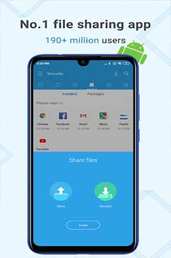 MI Drop For Android