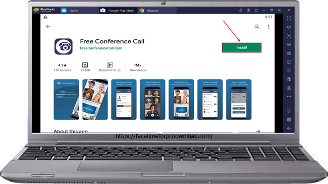 Free Conference Call For PC Windows 10/8.1/8/7/XP/Mac/Vista Free Download/Install